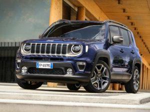 noleggio lungo termine jeep renegade