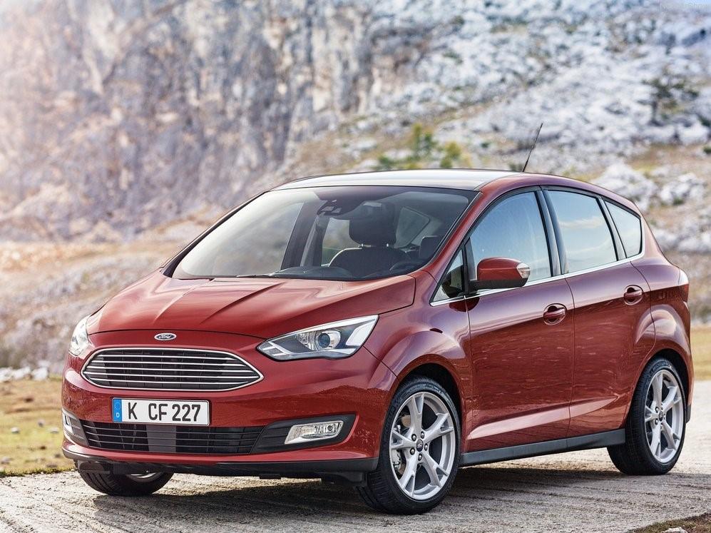 Noleggio lungo termine Ford C-Max