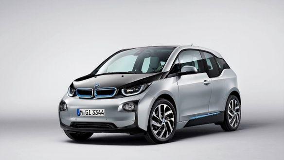 Noleggio lungo termine BMW I3