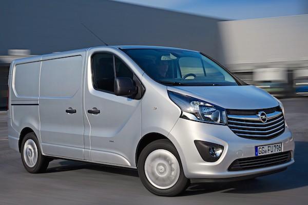 Noleggio lungo termine Opel Vivaro
