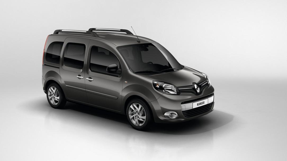 Noleggio lungo termine Renault Kangoo