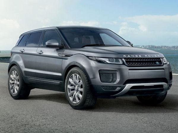 Noleggio lungo termine Land Rover Evoque
