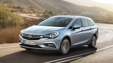 Noleggio lungo termine Opel Astra sw