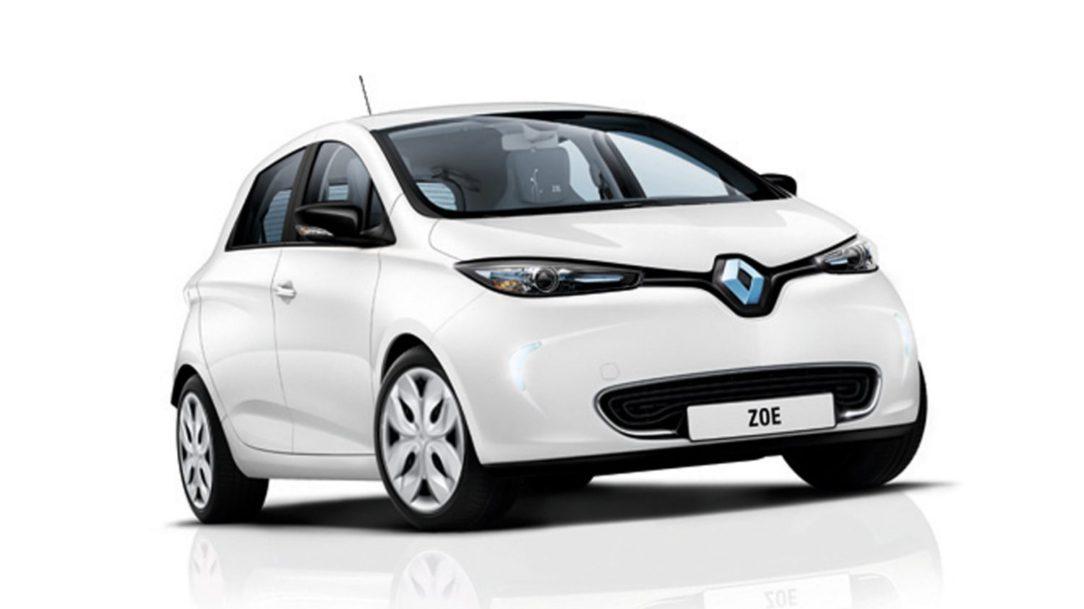 Noleggio lungo termine Renault Zoe