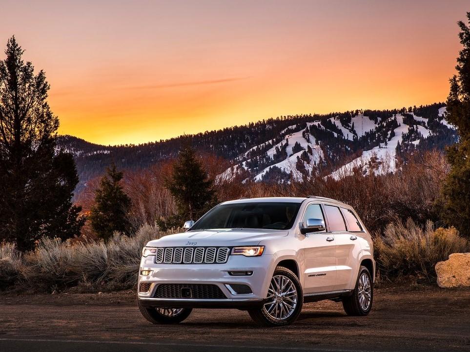 noleggio lungo termine jeep grand cherokee