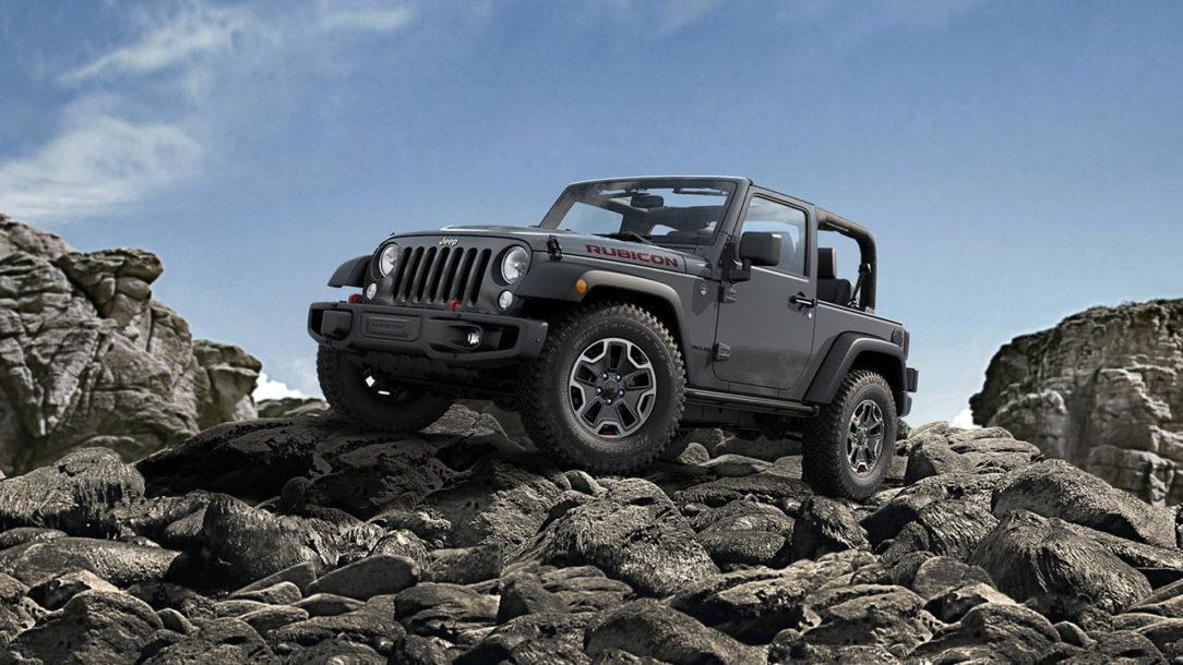 noleggio lungo termine jeep wrangler rubicon