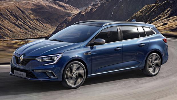 Noleggio lungo termine Renault Megane sw