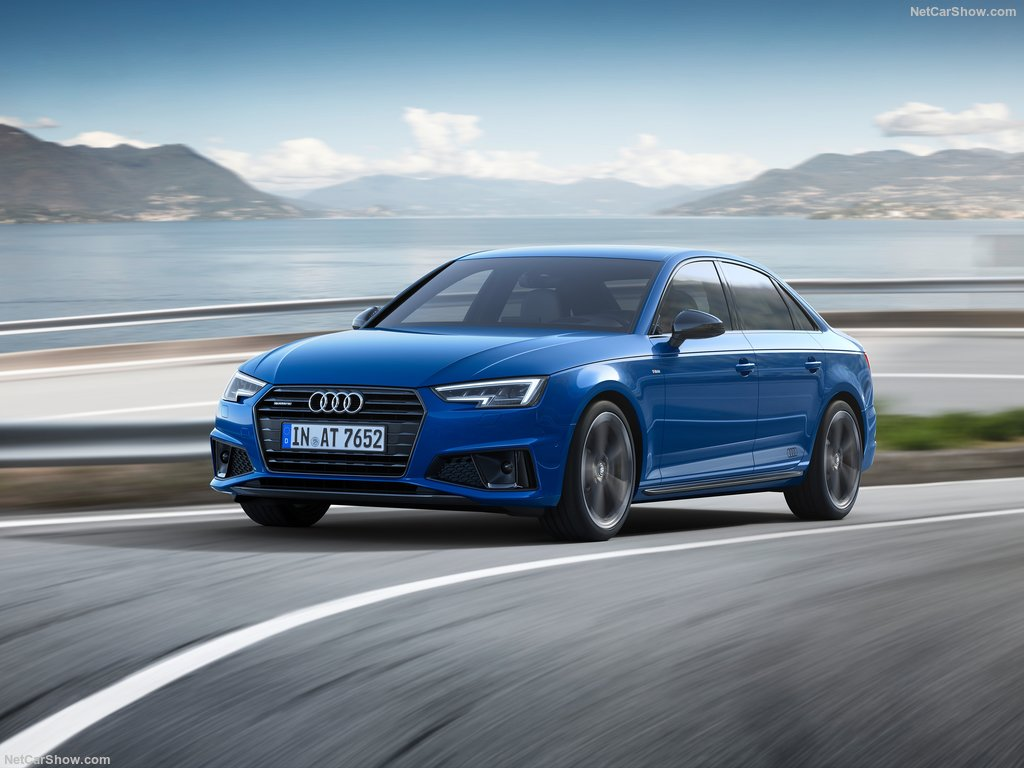 noleggio lungo termine Audi A4 berlina