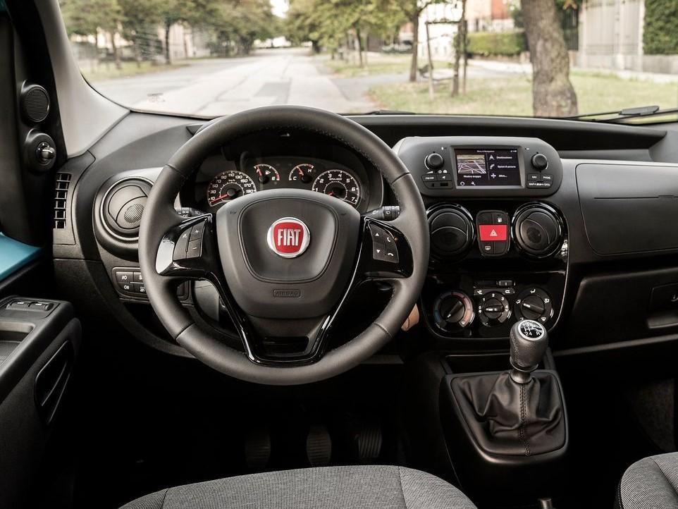 Fiat Qubo 2017 Interni Noleggio Lungo Termine